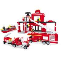Nowych dzieci rozwój mózgu 5-7-year-old dziecko zabawki edukacyjne zabawki dla zdalnego sterowania ognia toys21001 dział wóz strażacki