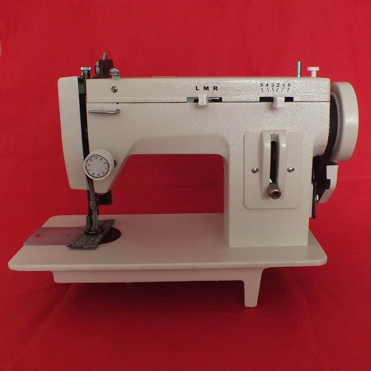 150 w di Spessore Materiale di Abbigliamento Macchina Da Cucire In Pelle Sincrono Macchina Da Cucire Elettrica Macchina 0-7mm Ago Passo 106-RP