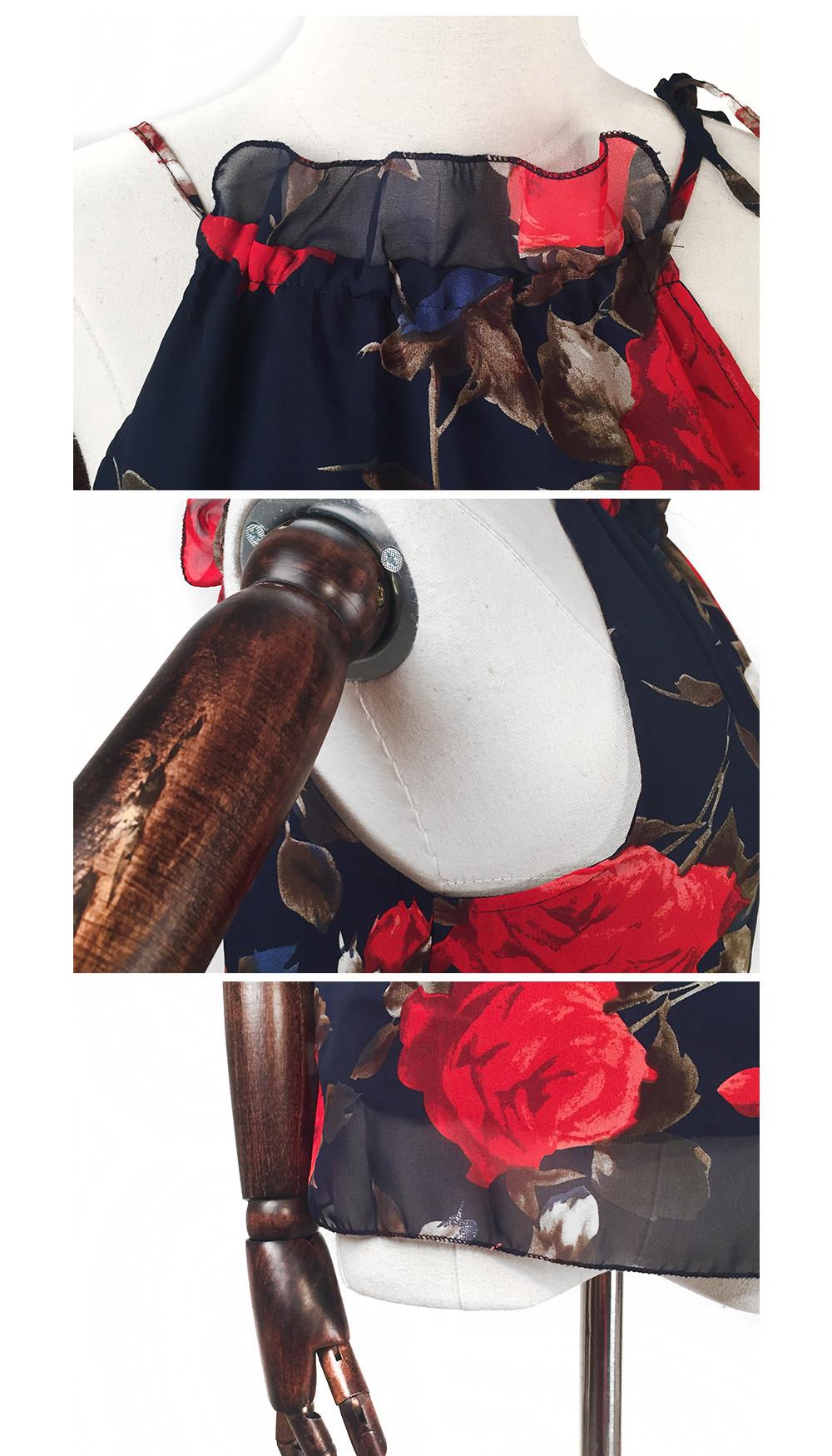 HTB1OQRFOVXXXXc4aXXXq6xXFXXXb - New Fashion Women Sleeveless Chiffon Floral Print Blouses Tops Shirt