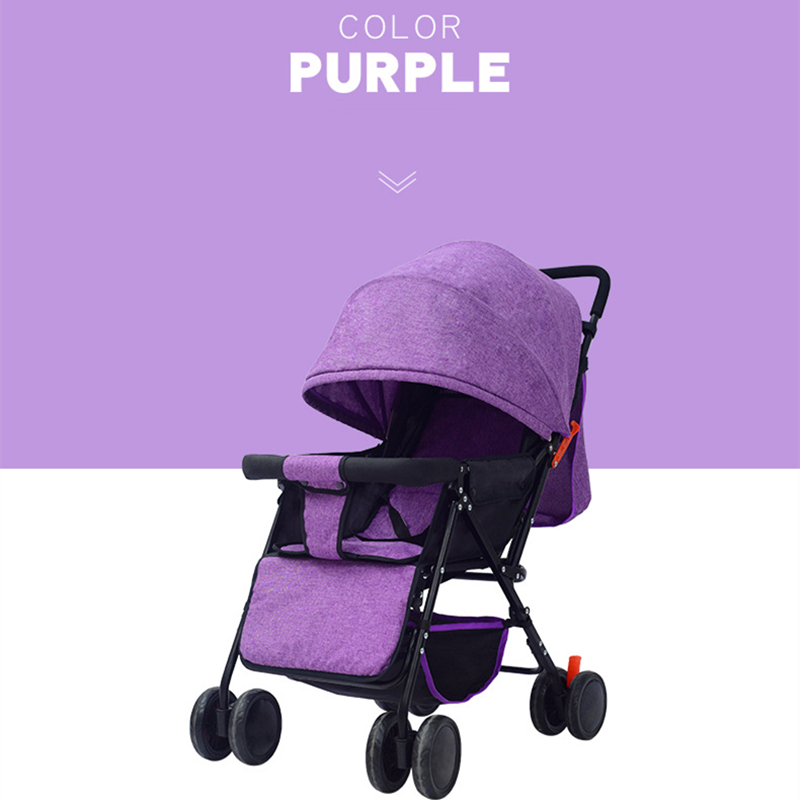 Activity & Gear Systematic Huaying Baby Carriage Mothers Favorite Stroller Lightweight Folding Trolley Child Playmate Baby Stroller Before 3 Years Old Baby Stroller