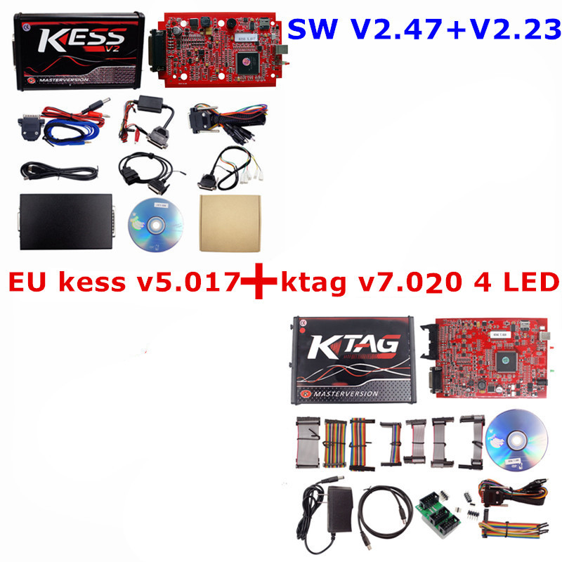 KESS 2.47 KTAG 4 LED
