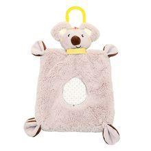 Hanging Toys Baby Stroller Wrap Around Toy Baby Crib Cot Pram Hanging Rattles Spiral Stroller Car Seat Toy  with Koala