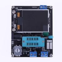 GM328A LCD Screen Transistor Tester Diode Capacitance ESR Voltage Frequency Meter PWM Square Wave Signal Generator
