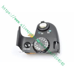 90%New Repair Part For Canon SX50 HS PC1817 Top Cover Zoom Release Button Mode Dial