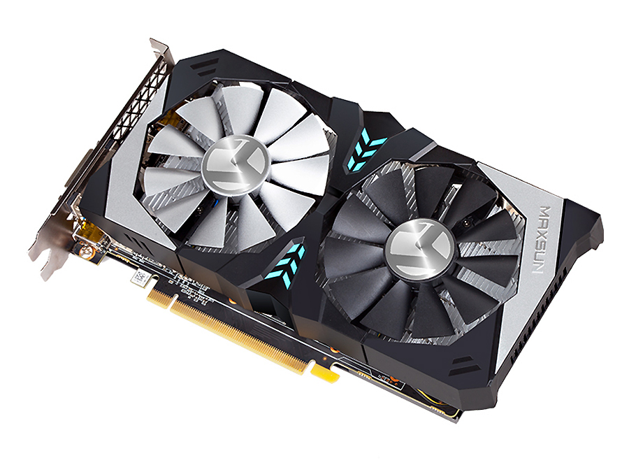 Original MAXSUN Desktop Graphics Card NVIDIA GTX 1060 6GB