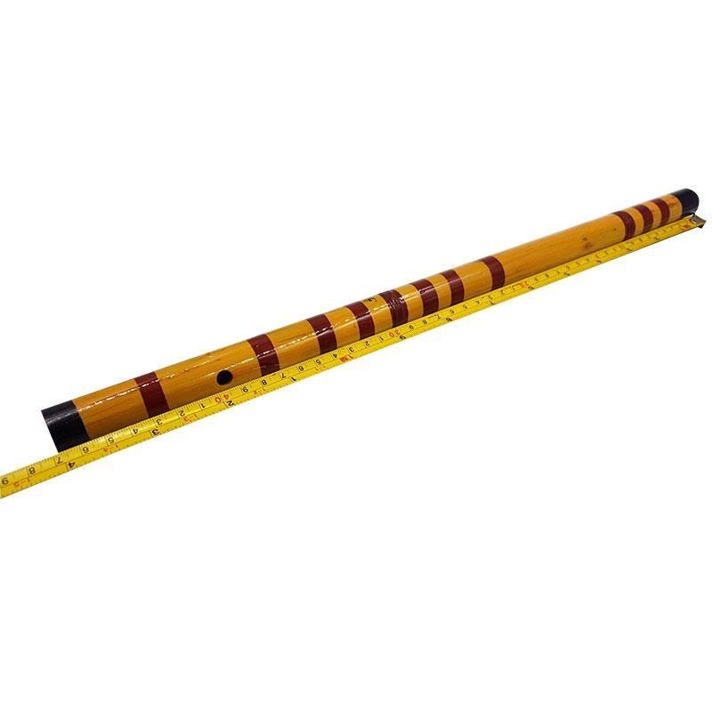 tradisional 47 cm panjang soprano f key chinese dizi suling bambu alat musik china