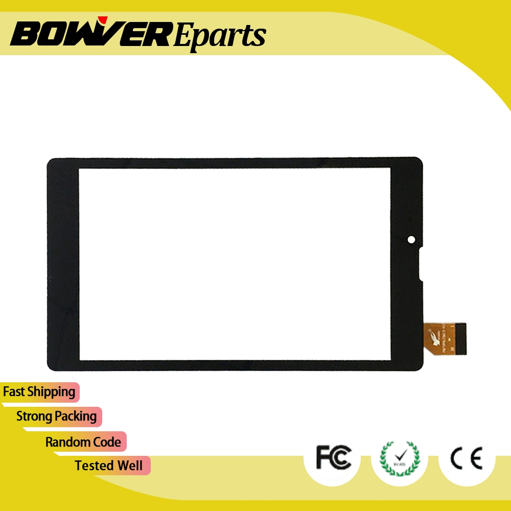 A+  7'' inch new touch screen digitizer touch panel glass sensor for 7 DIGMA OPTIMA 7100R 3G TS7105MG Tablet touch screen touch glass panel ft as00 12 1 a new