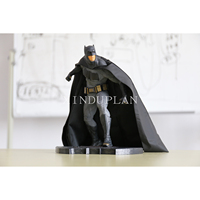 XINDUPLAN DC Comics Justice League Crazy Toys Batman Superman : Dawn of Justice Action Figure 25cm PVC Collection Model 0905