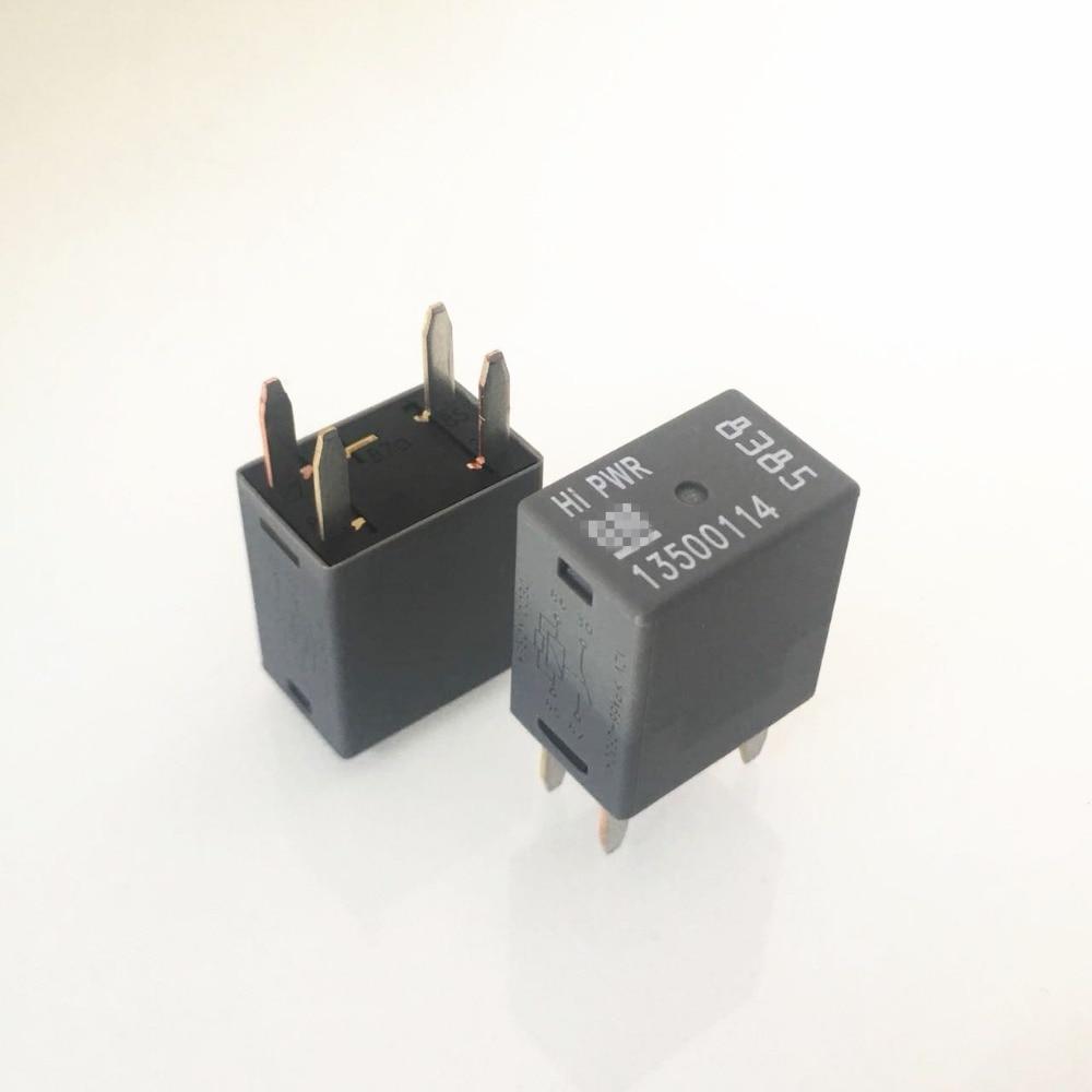 new auto car 12v relay horn actuates fog lamp relay 13500114 12v