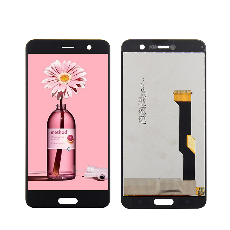 For HTC U Play LCD Display Touch Screen Panel Glass Digitizer Assembly Free Shipping + Tools
