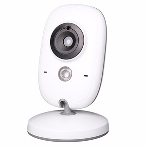 Image 3 - VB603 Video Baby Monitor 2.4G Wireless with 3.2 Inches LCD 2 Way Audio Talk Night Vision Surveillance Security Camera Babysitter