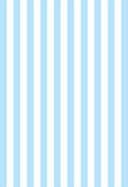 white blue stripe backdrop birthday party Dessert table decorations vinyl background baby shower birthday background XT-7046