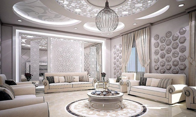 Luxury Silver Color Beveled Mirror Tiles Decoration For Living Room