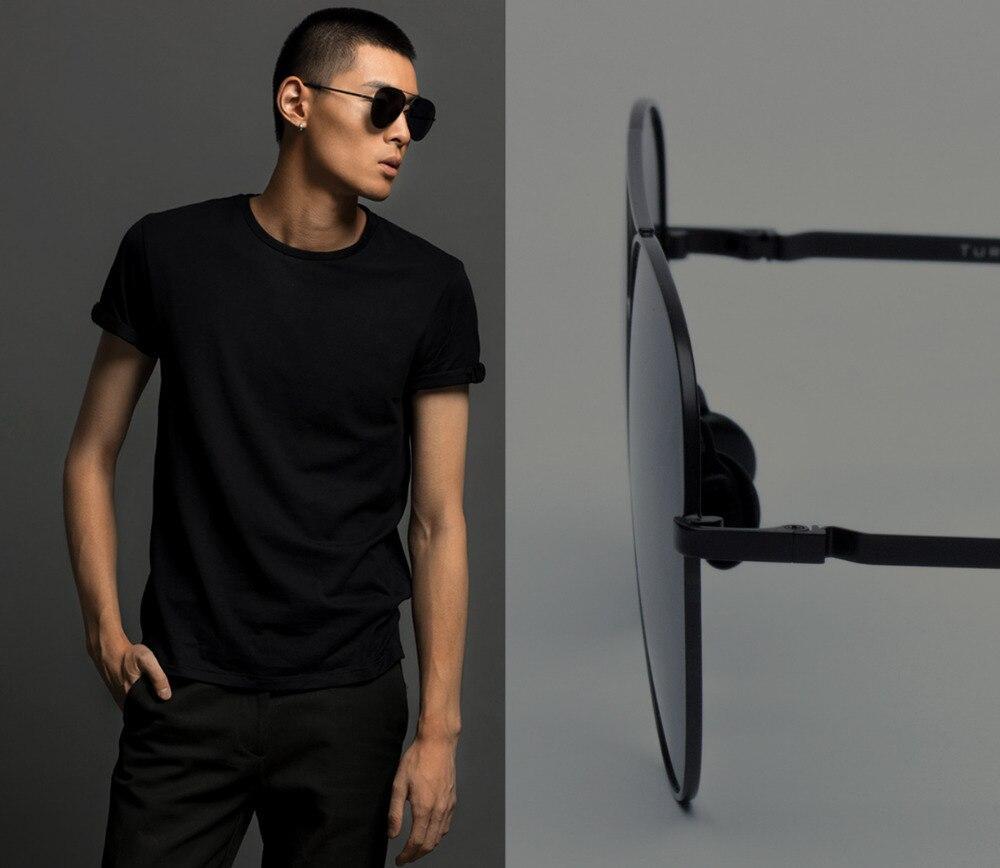 Xiaomi Mijia Turok Steinhardt TS Driver SunglassesTS Nylon Polarized Stainless SunGlass UV400 for Travel Driving unisex H20 (5)