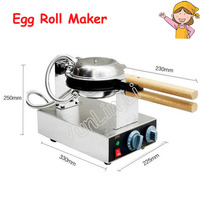 FreeShip By DHL 1PC FY 6 Electric Waffle Pan Muffin Machine Eggette Wafer Waffle Egg Makers