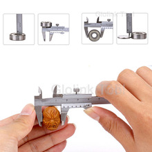 Vernier-Caliper Stainless-Steel Measuring-Tool Guage 0-70mm/0.05mm-Caliper Mini Portable