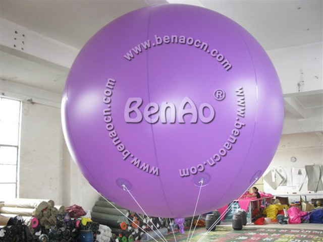 AO058P 2 М небо воздушный шар Новый Бренд Attrative Реклама ПВХ Гелием Воздушный Шар