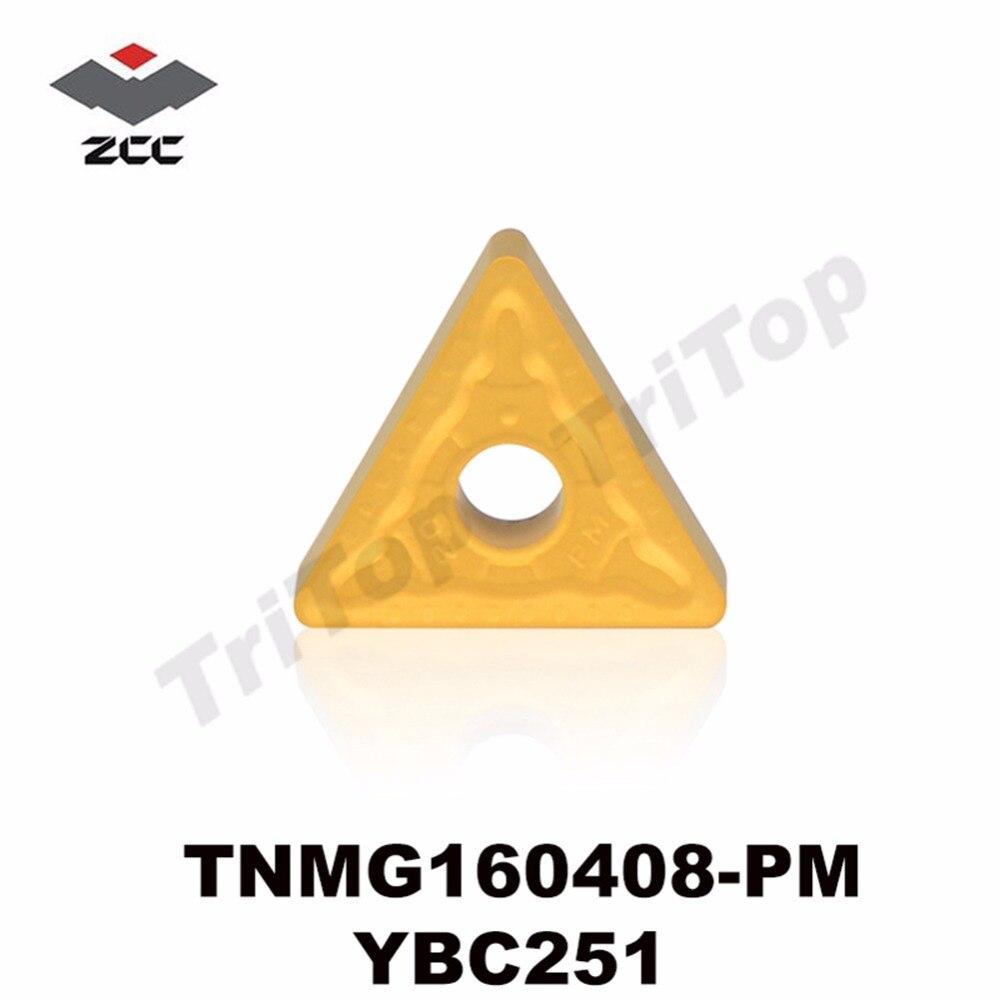 TNMG160408-PM YBC251 TNMG 160408 CNC GÉPEZÉS GÉPJÁRMŰVEZETÉSEK - Szerszámgépek és tartozékok - Fénykép 1