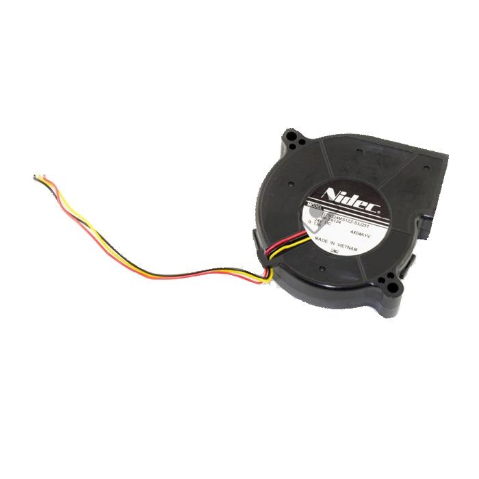 original RK2-6134-000CN for HP M552/553/577 printer toner cartridge fan rh7 1491 000cn cartridge fan for hp color laserjet 4600 4650 5550 4600dtn used printer parts