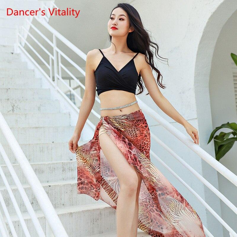 Spring Summer Women Design Performance Show Oriental Dance Wear Belly Dance  Top/Hip Scarf Clothing