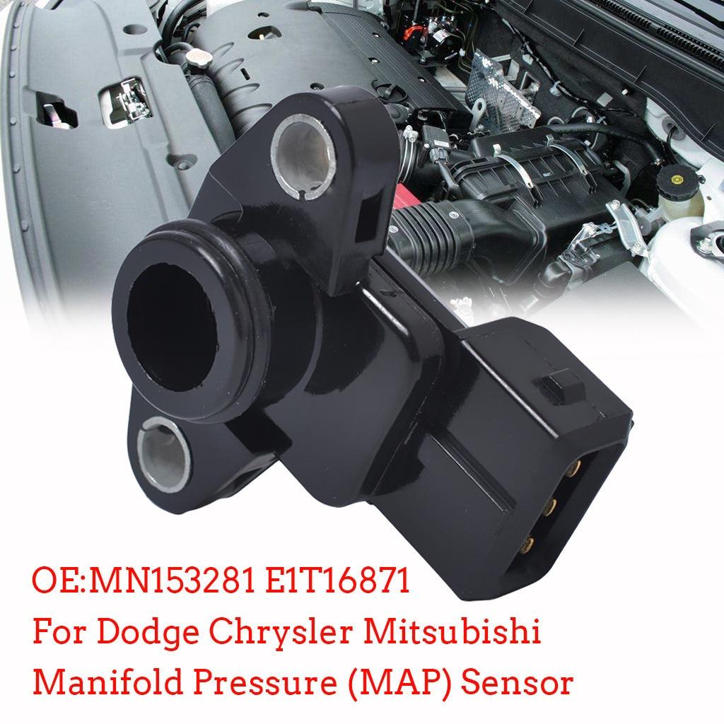 Sensor  Fits for Chrysler Dodge Mitsubishi MN153281 Manifold Pressure MAP