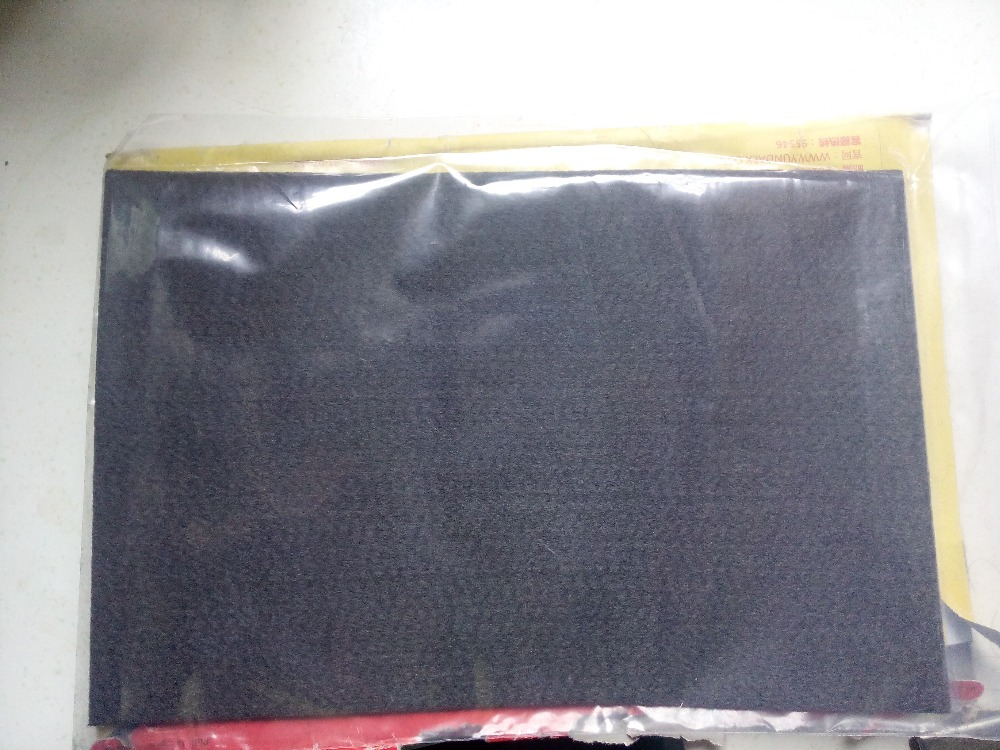 Vendita diretta della fabbrica 200x300x8 MM alta morbide e pure grafite feltroVendita diretta della fabbrica 200x300x8 MM alta morbide e pure grafite feltro