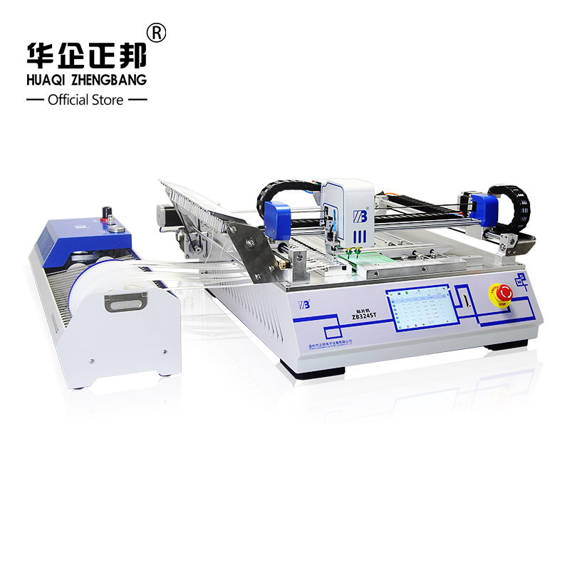 High Speed Chip Mounter Machine /High Performance SMD Desktop Pick And Place Yamaha Series Machine