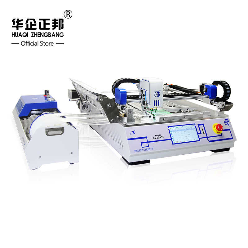 High Speed Chip Mounter Machine /High Performance SMD Desktop Pick And Place Yamaha Series Machine