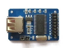 CH376S U Disk Read Write Module For USB Control Transfer 6MHz For Arduino