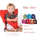 Cadeira de bebé portátil assento infantil jantar bebê sopro cinto de segurança alimentar cadeirinha bebê portátil cadeira de assento com protetor