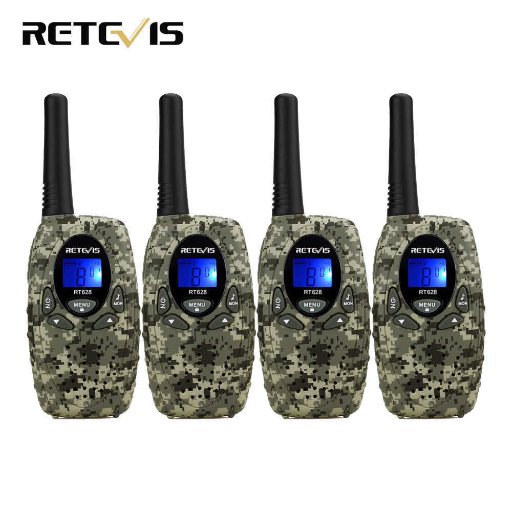 Retevis Hf Transceiver Radio-Station Walkie-Talkie VOX Two-Way-Radio Mini PMR Ham LCD