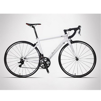 140901 Carbon Fiber Road Bike 8 16 18 Speed Male And Female Cross Country Bend Road