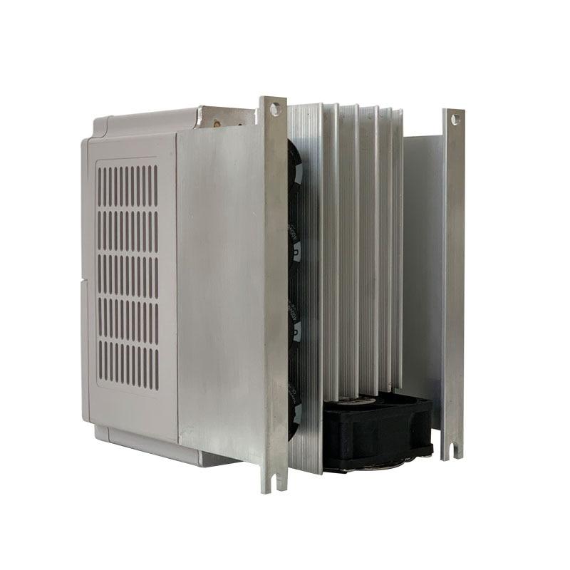 Onduleur solaire PV cc à convertisseur triphasé à courant alternatif 220 V/380 v 0.75kw/1.5kw/2.2kw/4kw avec pompe solaire de contrôle MPPT VFD - 3