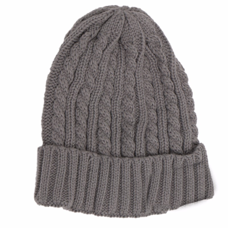 f83f3d89bd6 getSubject() aeProduct.getSubject() aeProduct.getSubject(). Click here!!  Winter Casual Cotton Knit Hats For Women Men Baggy Beanie Hat Crochet  Slouchy ...