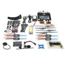 DIY RC Drone Quadrocopter X4M360L Kit Marco con GPS APM 2.8 RX TX RTF F14892-B
