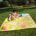 A prueba de agua Los Niños Juegan Estera de la Playa alfombra de Picnic bebé tapete de juego Bebé Gateando Mat Alfombra Alfombra Manta del cabrito Juguete de regalo
