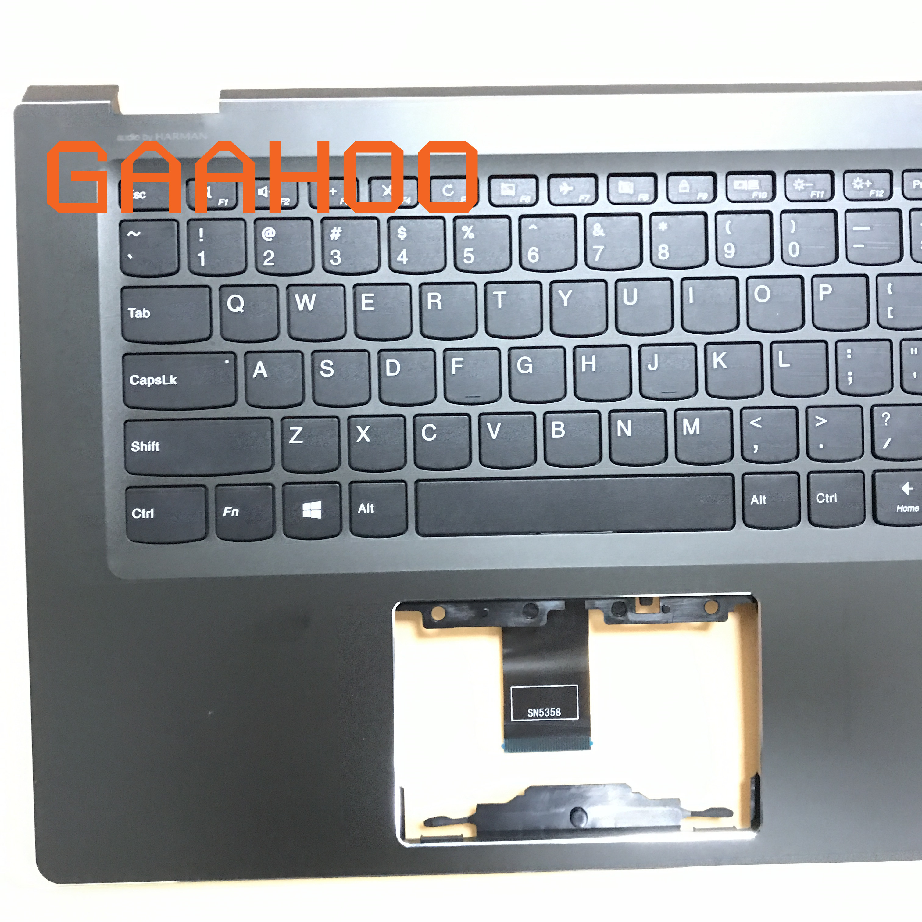 NEW US English Keyboard for Lenovo ideapad FLEX 4-14 4-1470 4-1480 NON-BACKLIT