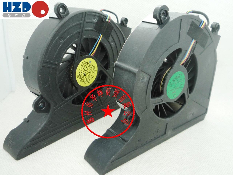Original ADDA AB1512HX-AEB 4PZN6FATP00 DFS802012M00T F91Q 12 V 0.4A ventilador de refrigeración