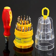 31 In 1 Manual Screwdriver Set  Multifunctional Opening Repair Tool Precision Mini Kit For Phones Tablet PC