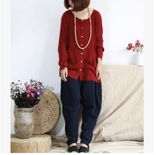 New product release in the fall of 2016 the original design knitted cotton loose big yards