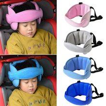 a9f8a50cdd5d Assento de Carro da criança Cabeça Cinto de Apoio para o punho Protector  Confortável Sono Seguro Solução Almofadas Encosto de Ca.