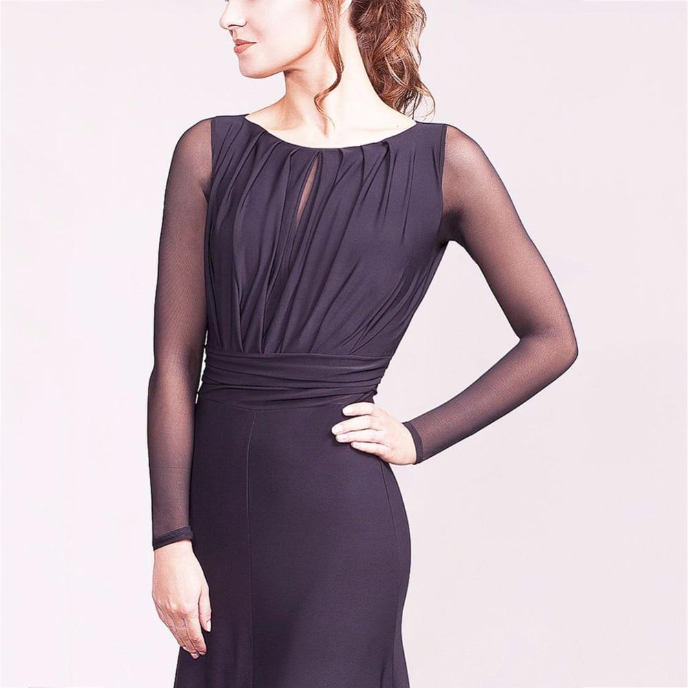 Increíble Vestidos De Novia Negros Largos Friso - Ideas de Vestidos ...