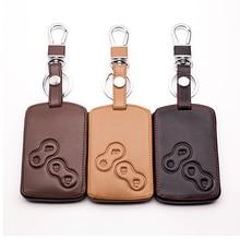 4 botões caso chave do carro para a Renault Kerry Couve orgulhoso da paisagem Bin cartão de chave de controle remoto tampa do teclado chaves acessórios