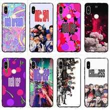 Fashion NCT U 127 DREAM kpop Phone Cover for Xiaomi Redmi Note 6 Pro Case 5 4A Plus 5A Prime 4X 6A Back