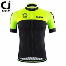 2017 cheji mens bike ciclismo jersey chaqueta riding pro team ropa ciclismo de bicicletas equipo clothing tops sportwears 8-modos