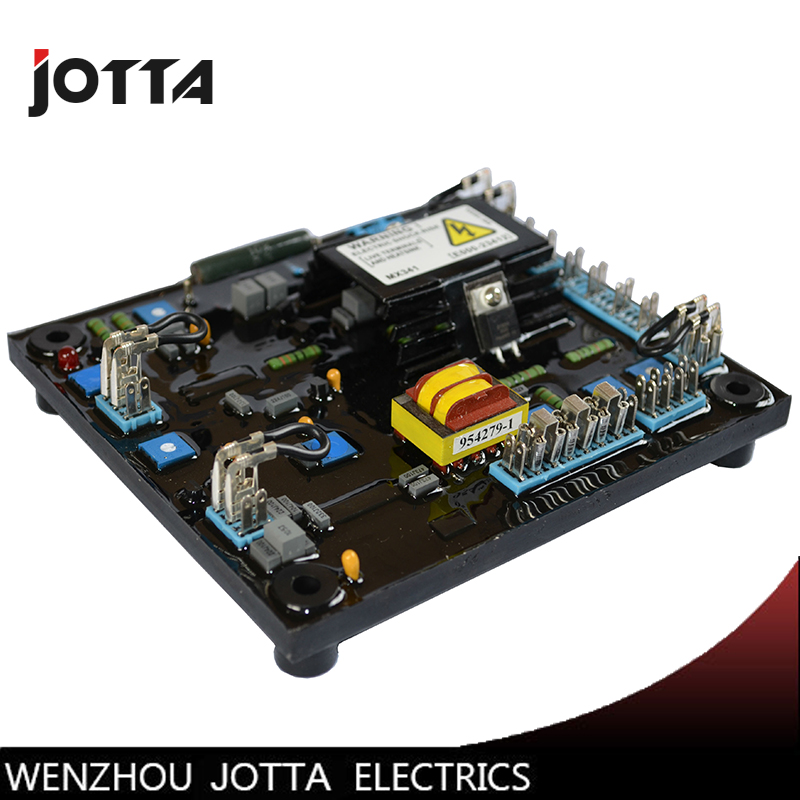 Automatic Voltage Regulator AVR MX341 generator spare parts avr MX341 alternator avr 20 alternator voltage regulator