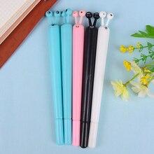 2 шт креативные школьные принадлежности офисная ручка-улитка гелевые ручки подарочные ручки стильные Lytwtw корейские канцелярские принадлежности