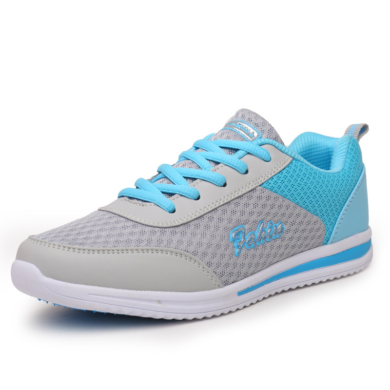 2018 New Breathable Woman casual shoes 2018 New Arrivals Fashion mesh sneakers shoes women 2018 new