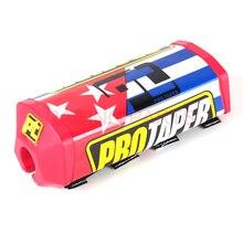 Dirt Pit bike PT ProTaper MotorCross Handle Bar Pads Protector Handlebar  for 1-1/8