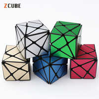 3x3x3 Zcube Change King Kong Jin Gang Magic Cubes Speed Puzzle Cubes Educational Toys for Children 57mm
